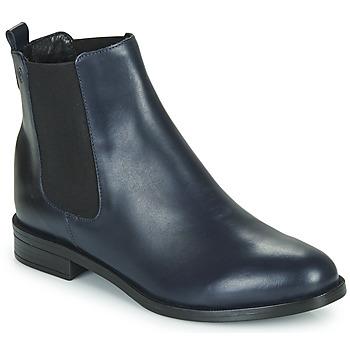 Zapatos Mujer Botas de caña baja Betty London NIDOLE Marino
