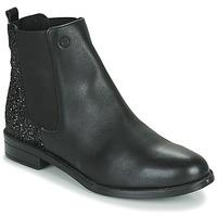 Zapatos Mujer Botas de caña baja Betty London NIDOLE Negro