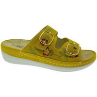Zapatos Mujer Zuecos (Mules) Calzaturificio Loren LOB5021gi rosso