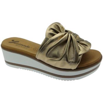 Zapatos Mujer Zuecos (Mules) Susimoda SUSI19097br marrone