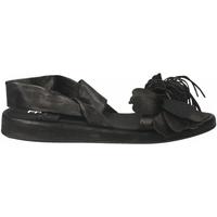 Zapatos Mujer Sandalias Now CLOE' nero-acciaio