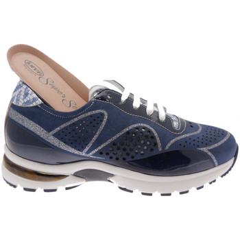 Zapatos Mujer Senderismo Calzaturificio Loren LOA1076bl blu