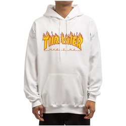 textil Hombre Sudaderas Thrasher HOTHRFLALO-WHT Blanco
