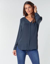 textil Mujer Tops / Blusas Vila VILUCY Marino