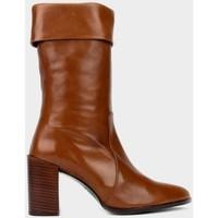 Zapatos Mujer Botines Pedro Miralles Oxford Marron