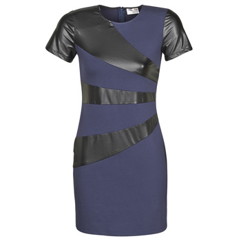 textil Mujer vestidos cortos Moony Mood NEOFORGE Marino