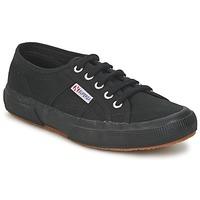Zapatos Zapatillas bajas Superga 2750 COTU CLASSIC Negro
