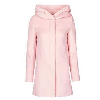 textil Mujer Abrigos Moony Mood PANTE Rosa