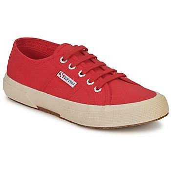 Zapatos Zapatillas bajas Superga 2750 CLASSIC Rojo