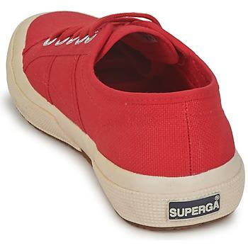 Superga 2750 CLASSIC Rojo
