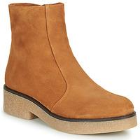 Zapatos Mujer Botas de caña baja Chie Mihara YETI Camel