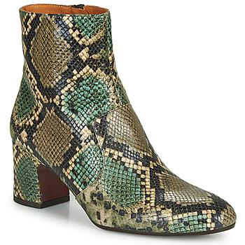 Zapatos Mujer Botines Chie Mihara NERINA Reptil