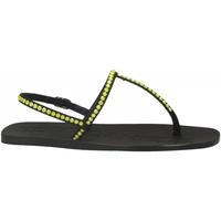 Zapatos Mujer Sandalias Eddy Daniele ROMINA RASO nero-giallo