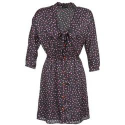 textil Mujer vestidos cortos Kookaï IXIMALE Negro / Violeta
