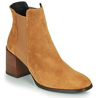 Zapatos Mujer Botines Fericelli  Camel