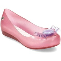 Zapatos Niña Bailarinas-manoletinas Melissa Ultragirl Trick OR Treat I Rosa