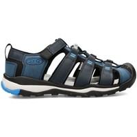 Zapatos Niño Sandalias Keen Newport Neo H2 Azul marino, Grafito