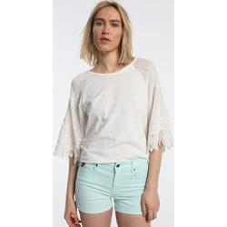textil Mujer Shorts / Bermudas Lois Coty Short Master 572 bleu anis 206532506 Azul