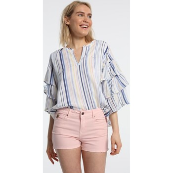 textil Mujer Shorts / Bermudas Lois Coty Short Master 531 Rose 206532506 Rosa