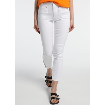 textil Mujer Vaqueros slim Lois Jean  Blanc Slim 206992041/501 Blanco