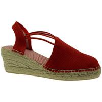 Zapatos Mujer Alpargatas Toni Pons TOPTANIACRverm rosso