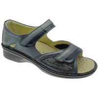 Zapatos Mujer Sandalias Calzaturificio Loren LOM2834bl blu