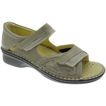 Zapatos Mujer Sandalias Calzaturificio Loren LOM2834to tortora