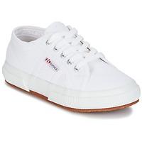 Zapatos Niños Zapatillas bajas Superga 2750 KIDS Blanco
