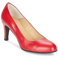 Zapatos Mujer Zapatos de tacón Perlato JULIANO Rojo