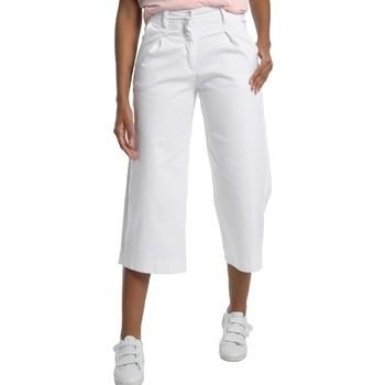 textil Mujer Vaqueros ¾ & 7/8 Lois Pantalon Jean  Blanc Large 206982041/501 Blanco
