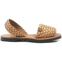 Zapatos Mujer Sandalias Popa California Marron Tressé 37403 003 Marrón