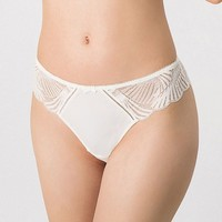 Ropa interior Mujer Culote y bragas Variance Tanga  Promesse 00834 Ivoir