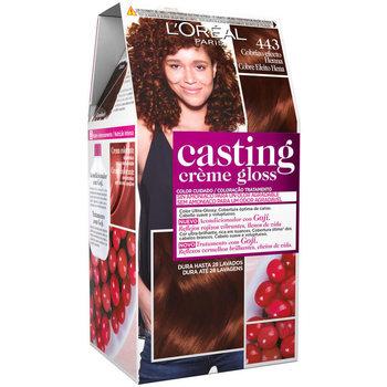 Belleza Coloración L'oréal Casting Creme Gloss 443-cobrizo Efecto Henna 7 u