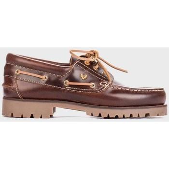 Zapatos Hombre Zapatos náuticos Martinelli Austin 1285-1585PYP Marrón Marron