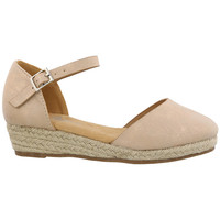 Zapatos Niña Alpargatas Chika 10 CIRUELA 17 Rose/Lg.Pink