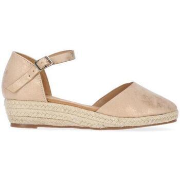 Zapatos Niña Alpargatas Chika10 & Chiko10 Kids CIRUELA 17 Rose/Lg.Pink