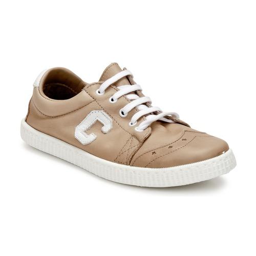 Zapatos Niña Zapatillas bajas Chipie SAVILLE Beige
