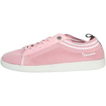 Zapatos Mujer Zapatillas altas Vespa V00011-500-54 Rosa