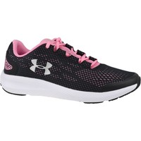Zapatos Niña Running / trail Under Armour GS Charged Pursuit 2 Negros, Rosa