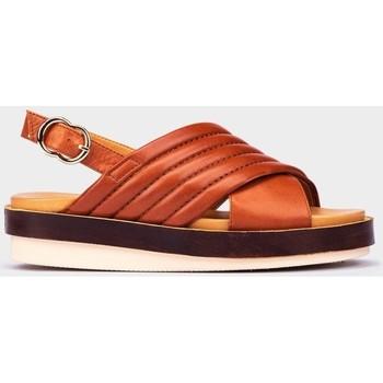 Zapatos Mujer Sandalias Pedro Miralles Fontana Marron
