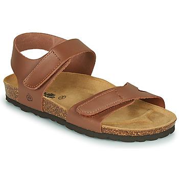 Zapatos Niña Sandalias Citrouille et Compagnie BELLI JOE Marrón