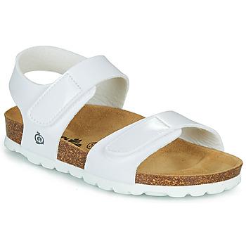 Zapatos Niña Sandalias Citrouille et Compagnie BELLI JOE Blanco