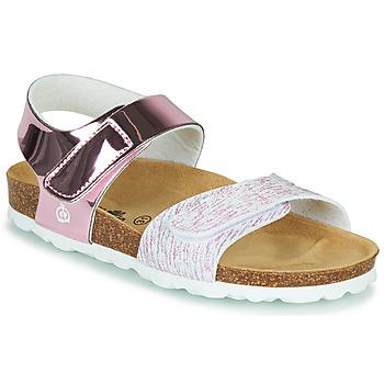 Zapatos Niña Sandalias Citrouille et Compagnie BELLI JOE Rosa