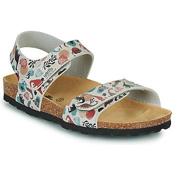 Zapatos Niños Sandalias Citrouille et Compagnie BELLI JOE Beige