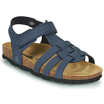 Zapatos Niño Sandalias Citrouille et Compagnie JANISOL Azul