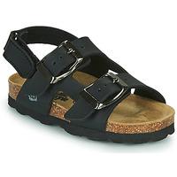 Zapatos Niño Sandalias Citrouille et Compagnie KELATU Negro