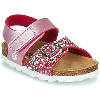 Zapatos Niña Sandalias Citrouille et Compagnie MIRTINO Rosa