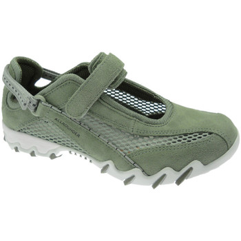 Zapatos Mujer Slip on Allrounder by Mephisto MEPHNIROmil verde