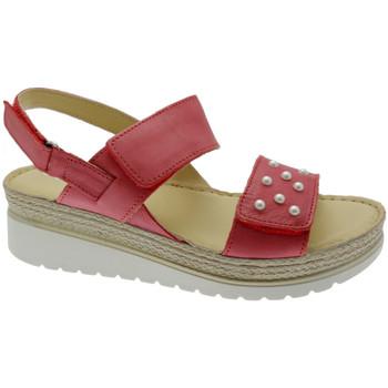 Zapatos Mujer Sandalias Melluso MW019133cor nero