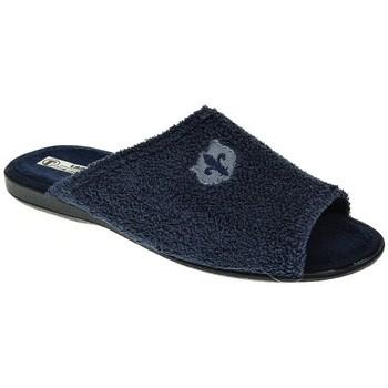 Zapatos Hombre Pantuflas Valdivieso ZAPATILLAS SR.  MARINO Azul